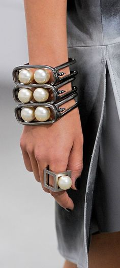 Paris Spring 2014 - Chanel (Details) @Cindy Mullins do you want this for your birthday?