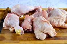 Good Food, Food And Drink, Turkey, Chicken, Meat, Vegetables, Cooking, Canning, Salads