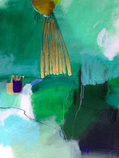 Jenny Andrews-Anderson artwork.. – Greige Design