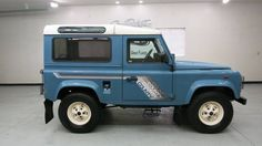1988 Land Rover Defender 90 CLASSIC