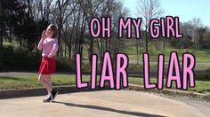 OH MY GIRL - Liar Liar【Dance Cover By GreenTea】