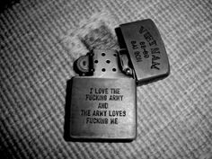 tags: 1950s, 1960s, 1970s, Americana, folk art, Vietnam War, Zippo