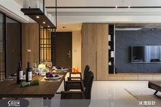 無私開放! 讓家人感情更好的 65 坪現代大宅