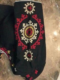 Best 10 By Madhuri Govindan – SkillOfKing. Embroidery On Kurtis, Hand Embroidery Dress, Kurti Embroidery Design, Hand Embroidery Designs, Mirror Work Blouse, Hand Work Blouse, Kasuti Embroidery, Choli Blouse Design, Kutch Work Designs