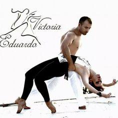 The Dance Club by Alimos: Our Dance Teachers  Eduardo Ndreka & Victoria Karagiannidou  Arg.Tango / Bachata / Kizomba