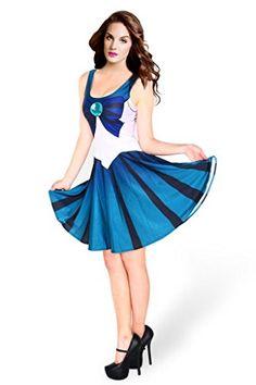 Ninimour- Digital Print Sailor Moon Mercury Venus Jupiter Skater Dress (sky blue) Ninimour http://www.amazon.com/dp/B00NQLSOG2/ref=cm_sw_r_pi_dp_CnMXub0J7Q2VS