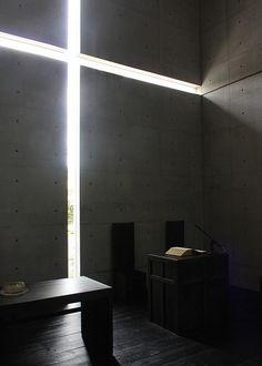 Interno Chiesa dettaglio luce