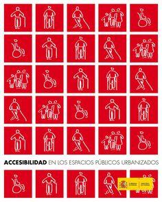 Accesibilidad en los Espacios Públicos Urbanizados  Libro publicado por el Ministerio de Fomento en ocasión de la presentación de la Orden Ministerial VIV 561/2010 que regula la accesibilidad en los espacios públicos urbanizados en España.