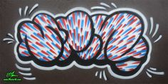 Graffiti | Red, White & Blue American Graffiti Vandalism | American Graffiti ...