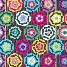 Pacita Leung colorful pattern