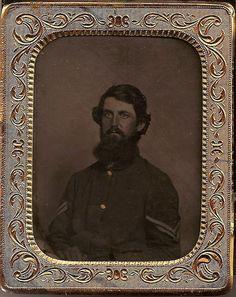 Corporal Mathias Orr, Company D, 70th Ohio Volunteer Infantry