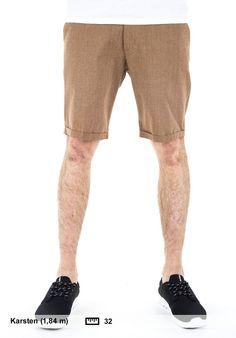 iriedaily Golfer-Chambray, Shorts, caramel Titus Titus Skateshop #Shorts #MenClothing #titus #titusskateshop