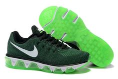 huge selection of a479d bdbba ... denmark buy 2016 nike air max tailwind 8 print sneakers black green mens  running shoes from