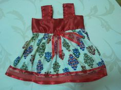 A baby frock