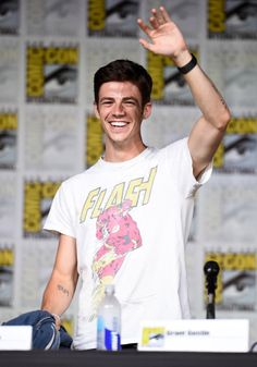 fyeahgrantgust:Thomas Grant Gustin - January 14th 1990