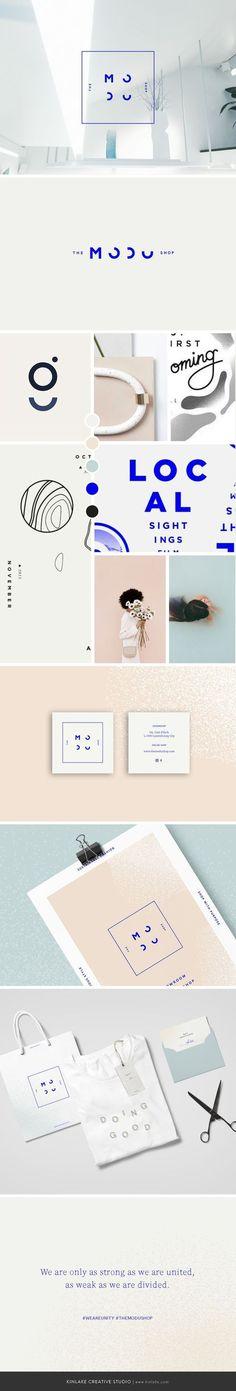 The Modu Shop - Kinlake Web Design, Website Design, Graphic Design Layouts, Graphic Design Branding, Layout Design, Packaging Design, Corporate Design, Brand Identity Design, Brand Design