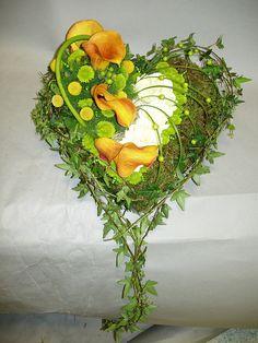 Contemporary Heart by flowerstudioiom, via Flickr