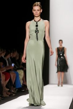 *Favorite Carolina Herrera Ready To Wear Spring Summer 2014 New York