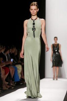 Carolina Herrera Ready To Wear Spring Summer 2014 New York