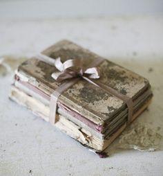 "pictureperfectforyou: "" (via Cafe Cartolina: Vintage books) """
