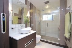 Real Estate Photography - 2001 Brentwood Rd, Northbrook, IL, 60062 - Bathroom