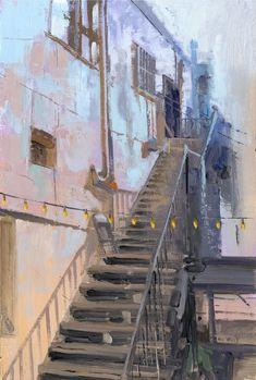 "William Wray: ""Stairs"""