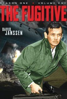 """The Fugitive"" (1963-7) was a good weekly show. A lot of people tuned in for the finale when they found the ""one armed man!"" Lt. Gerard was a bureaucratic jerk."