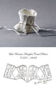 Image result for make a miniature corset