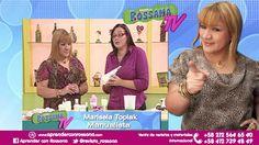 Hermoso Cotillón en Reciclaje - Aprender con Rossana TV #10 /Temporada 1