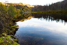 Speilblank elv like før man kommer til Sulis     http://www.tursiden.no/speilblank-elv-like-for-man-kommer-til-sulis/