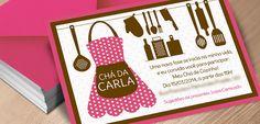 13 sugestões de convites criativos para o chá de panela - eNoivado