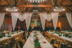 A Beautiful Transformation of Bret Harte Hall at Roaring Camp