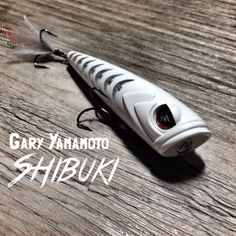 Gary Yamamoto - Shibuki Popper