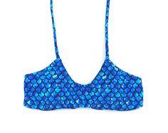 X Back Surf Top ($48) by Aztec Swimwear