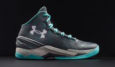 An Official Look at Steph Curry's 'Rainmaker' Sneakers