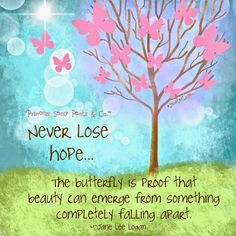Princess Sassy Pants 💖👑💖 ~ Never lose hope . The butterfly is proof that beauty can emerge from something completely falling apart 💖 Sassy Quotes, Life Quotes, Attitude Quotes, Quotes Quotes, Positive Thoughts, Positive Quotes, Positive Motivation, Strong Quotes, Positive Life