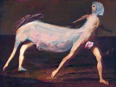 @raiescale 'Hipomenes and Atalanta as a Dwarf Trans Centaur' with Guido Reni.   #Cecilismo #Cecilism #revisitingelprado #raiescale