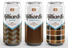 Hilliards ・・・ かわいい缶のデザイン!