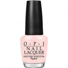 OPI are currently one of the biggest manufacturers of nail products and are world renowned. They sell in over 103 countries and are constantly expanding. Having access to limited research facilities means they are constantly up to date with formulas making sure that each of their products offers the same high quality as the next. Also they research into trends and release collections and core shades to f