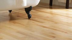 """Classic Hardwood Flooring - Solid Prefinished 3/4 Flooring. Domestic species: oak, maple, ash, birch, walnut. Grades: S&B, Selected, Natural, Rustic. Widths: 2-1/4"""", 2-1/2"""", 3-1/4"""", 4-1/4"""". Stains: standard lineup + your imagination. Finishes: standard semi-gloss (50%) + Satin (30%), Glossy (70%), High Gloss (80%-90%) Birch Floors, Hardwood Floors, Flooring, Classic Collection, High Gloss, It Is Finished, Rustic, Perrier, Guide"""