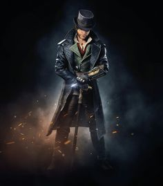 Jacob has arrived in Assassin's Creed Syndicate