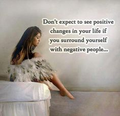 Positives yield positives.
