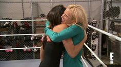 Lana & Brie Bella