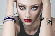 Photo by: Adrian Gachewicz Model: Julia Pratt (Avant Management) Make up: Jago Gortat Jewelry by Poplavsky