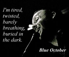 Blue Furstenfeld | blue october furstenfeld blue october lyrics the worry list rock ...