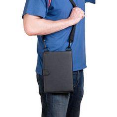Cooper Magic Carry Universal Folio Case with Shoulder Strap - Cooper Cases