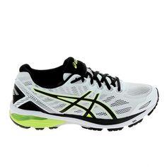 reputable site e5ee5 71bb5 Chaussures de loisirs et basket de sport. ASICS GT 1000 5 Blanc Jaune