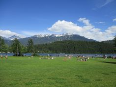 Rainbow Park is a must-see while visiting Whistler, British Columbia in Canada!