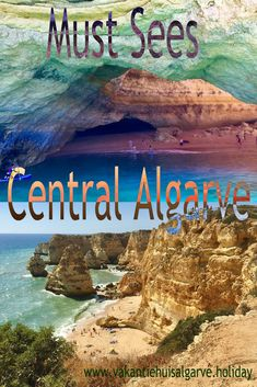 Must Sees Central Algarve, Portugal Algarve, Dream Vacations, Travel Tips, Places To Go, Road Trip, Europe, Water, Outdoor, Rice