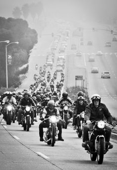 Venice Vintage Motorcycle Club [HelmetCity Pinterest Contest - One with Nature and the Road] #Helmetcity_Contest HelmetCity.com